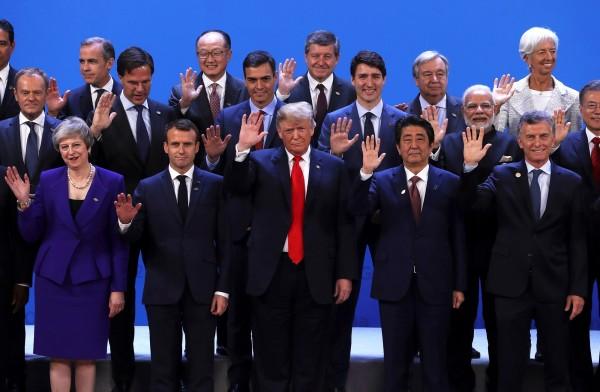 政治風險調查公司歐亞集團認為,全球地緣政治皆走向負面發展。(歐新社)