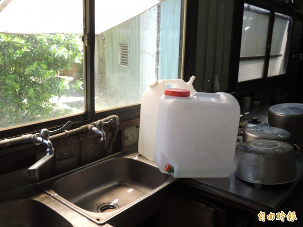竹田鄉自來水普及率只1.24%,但12年前調查裝設自來水意願,不到兩成,去年鄉公所捲土重來,下鄉舉辦說明會,裝設意願持續低迷,不到4成。示意圖。(資料照)