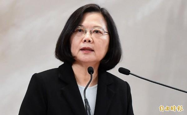 44名國際學者專家和前官員今天發表公開信且投書媒體,力挺台灣總統蔡英文,呼籲不同政治立場的台灣民眾,在國家面臨威脅時保持團結,應該共同對抗來自中國的威脅。(資料照)