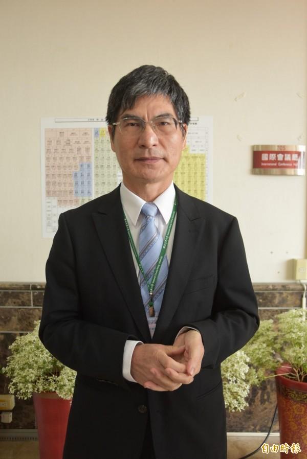 蘇貞昌今天約見科技部長陳良基,確定陳良基轉任教育部長。(資料照)