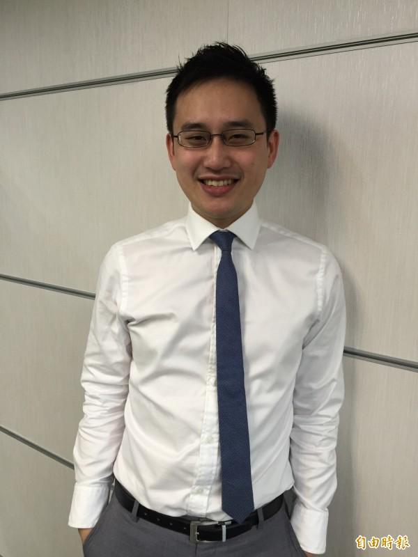 「口譯哥」趙怡翔將任駐美代表處政治組長,遭質疑空降領高薪。(資料照)