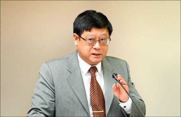 二○○六年至今,張子敬連續擔任六任環保署長副手,不管署長是藍或綠,他都靠環保專業及行政能力獲得信任。(資料照)
