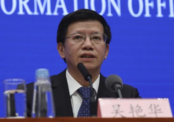 中國國家航天局副局長、探月工程副總指揮吳艷華表示,中國預計於2020年進行首次火星探測任務、2030年發展載人登月計畫。(美聯社)