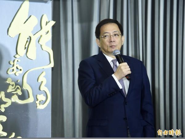 台大校長管中閔今被監察院彈劾,將移送公懲會。(資料照,記者黃耀徵攝)