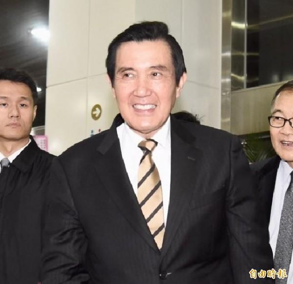 馬英九對於政府新內閣大量留任官員,由敗選者組閣,表示這個方式確實讓人很錯愕、很詫異。(資料照)