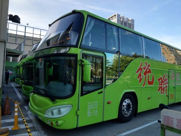 往返台中朝馬、彰化二林、雲林麥寮終於有客運可搭了,23日起「9019」路線通車,前3天免費。(記者蘇金鳳翻攝)