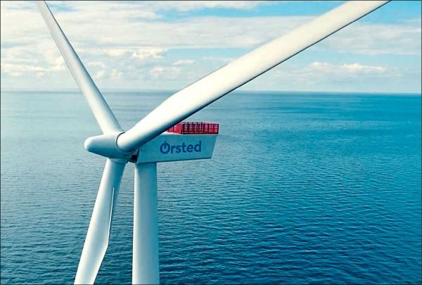 離岸風電開發商沃旭宣布暫停在台投資,丹麥總公司昨發函在台供應鏈停止已動工合約執行。(取自沃旭官網)