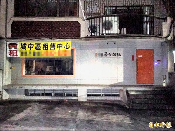 台北地院書記官駱俊勳未依法拍屋公告程序拍賣,日前將市價約六千萬元、位於台北市大安區的標案,以第四拍三一六九萬元賤價標出。(記者鄭景議攝)