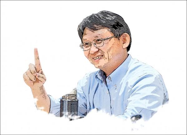 李匡悌/中央研究院歷史語言研究所研究員(圖片提供/李匡悌)
