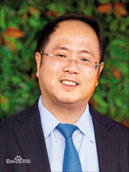 中國億萬富豪黃向墨。(取自網路)
