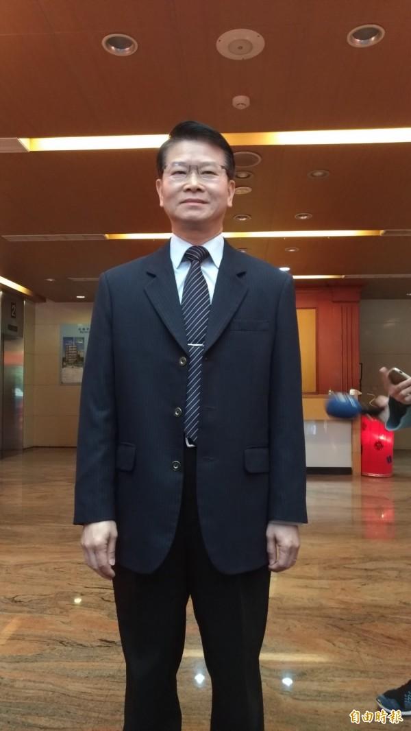 法務部檢察司司長王俊力表示,目前已蒐集各國立法例及研究供修法參考。(記者吳政峰攝)