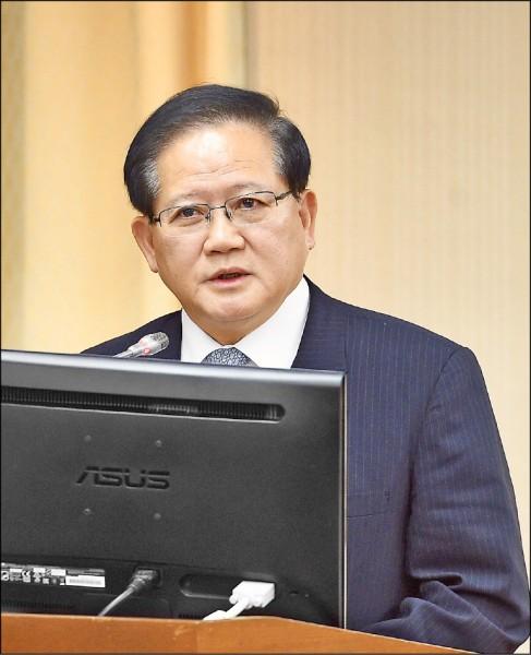 國安局副局長陳國恩將接海巡署長。(資料照)