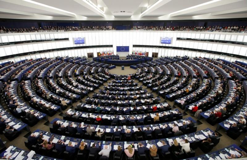 今日歐盟歐洲議會表決通過,嚴加審視來自境外的投資、收購,尤其是來自中國的資金。(資料照,路透)