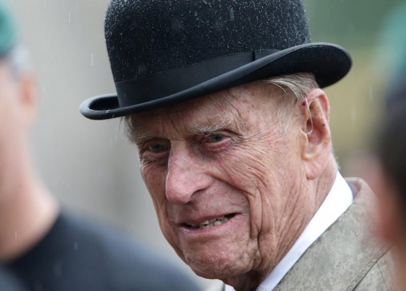 英國皇家檢察署(CPS)表示,愛丁堡公爵(圖)不會因發生在桑德令罕莊園附近的道路交通事故而遭到起訴。(路透)