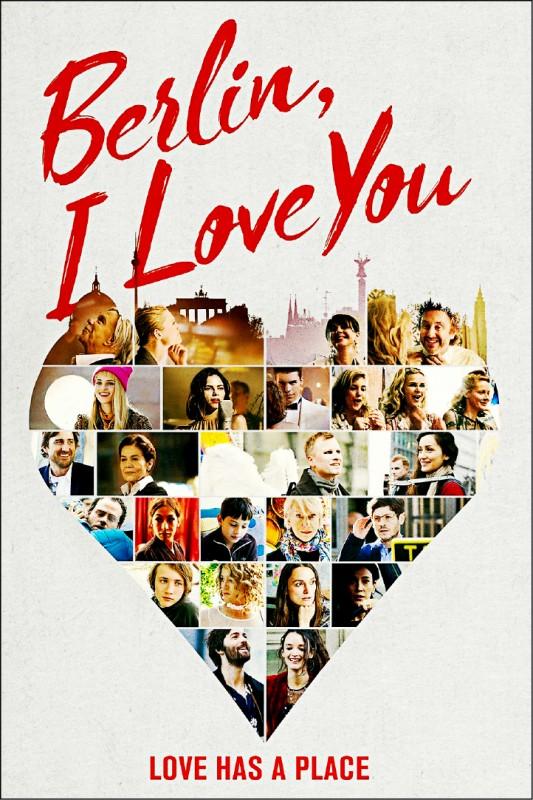 《柏林,我愛你》電影海報。(取自網路)