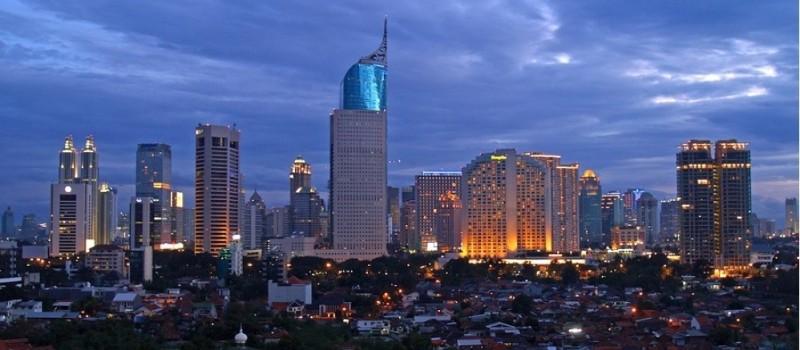 印尼為東南亞第1大經濟體,消費市場潛力無窮。(圖由商業發展研究院提供)