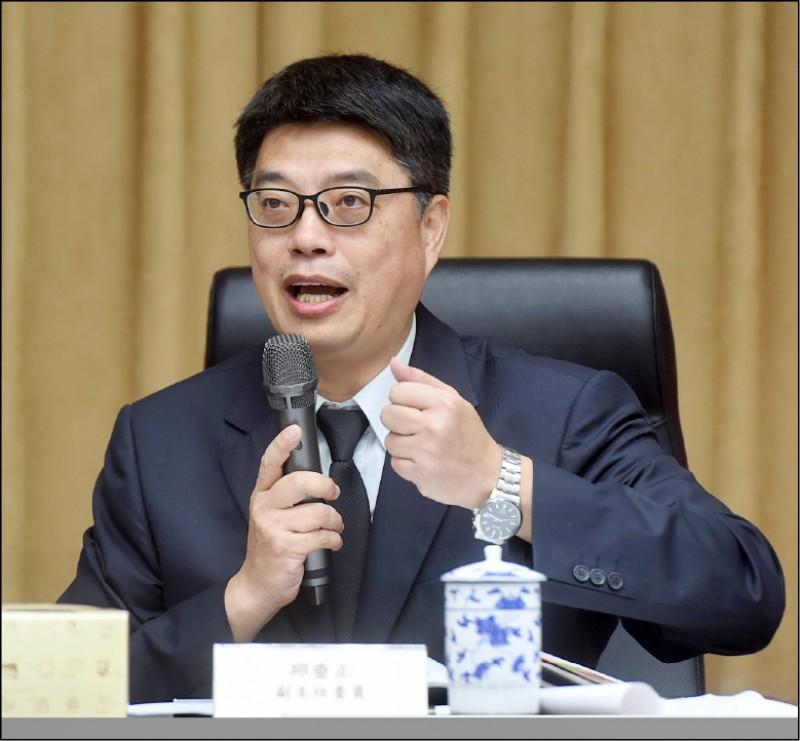 陸委會副主委兼發言人邱垂正呼籲港方極考慮與台灣簽署司法互助協議,從根本來解決問題,以保障公平正義能夠伸張。(資料照)