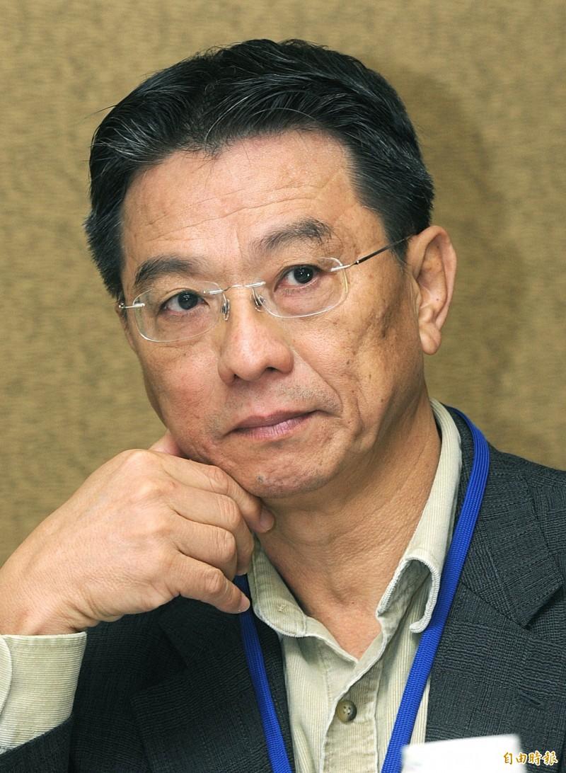 葉國興認為當前國內外情勢嚴峻,才會促使他同意復出,擔任蔡政府的國安會副秘書長。(資料照)