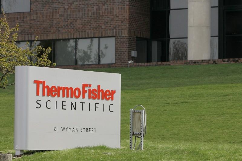 賽默飛世爾科技20日發出聲明,表示將暫停販售基因測序儀或提供相關服務給新疆地區。(美聯社)