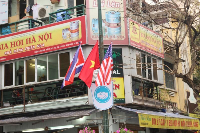 美國總統川普與北韓領導人金正恩的第二次高峰會,預定二十七日在越南首都河內舉行。(中央社)