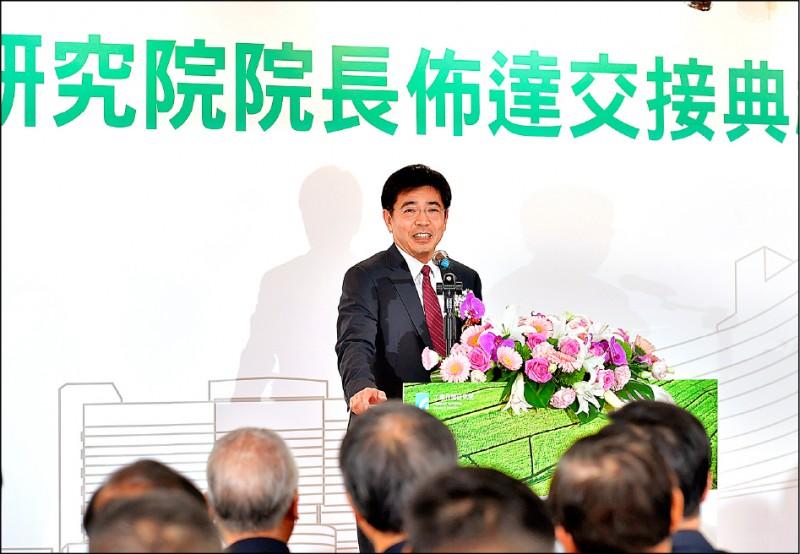 工研院長劉文雄說,即使火力電廠全關,天空仍灰。(中央社資料照)