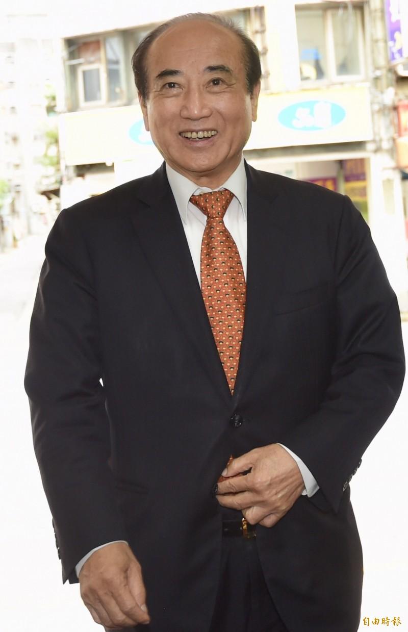 前立法院長王金平3月7日宣布參選總統。(資料照)