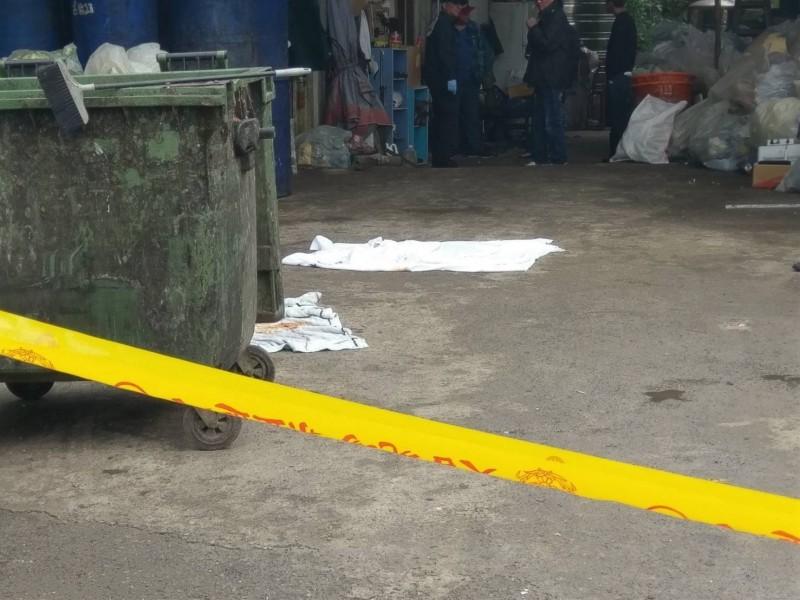 嬰兒屍體被發現丟在廚餘回收桶內。(資料照)