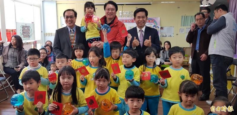 基隆市去年共有18家私立幼兒園加入政府準公共化幼兒園,今天有準公共化幼兒園業者投訴,未能準時領到補助款,造成業者困擾。(資料照,記者俞肇福攝)
