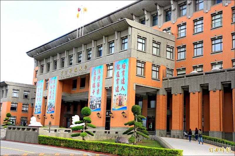 育達科技大學遭控強迫外籍學生非法打工。(記者鄭名翔攝)