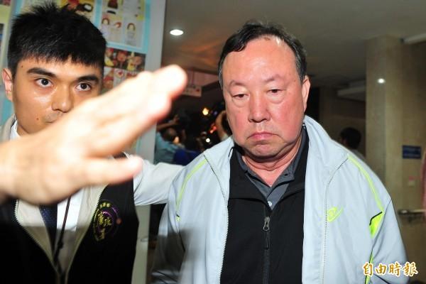 前桃園副縣長葉世文因遠雄弊案,正在服刑中。(資料照)