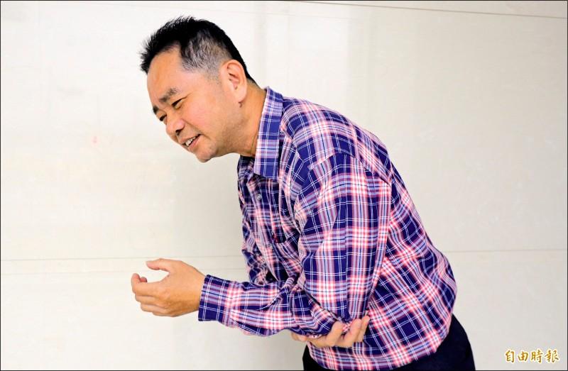 醫師提醒,類風濕性關節炎患者若出現不適狀況,應立即就醫對症下藥;圖為情境照,圖中人物與本文無關。 (記者陳建志攝)