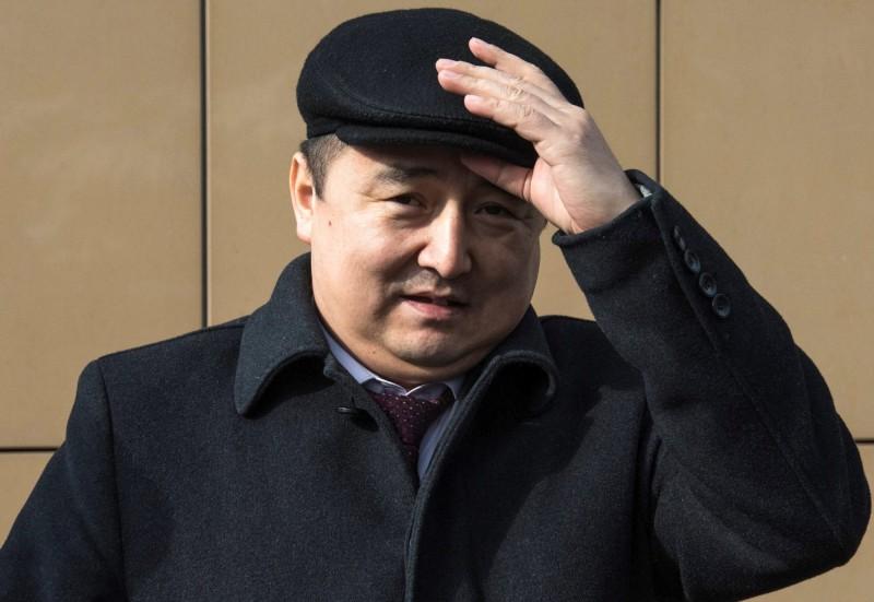 哈薩克維權人士畢拉舒(Serikzhan Bilash),積極為受中國迫害的哈薩克人奔走。(路透檔案照)