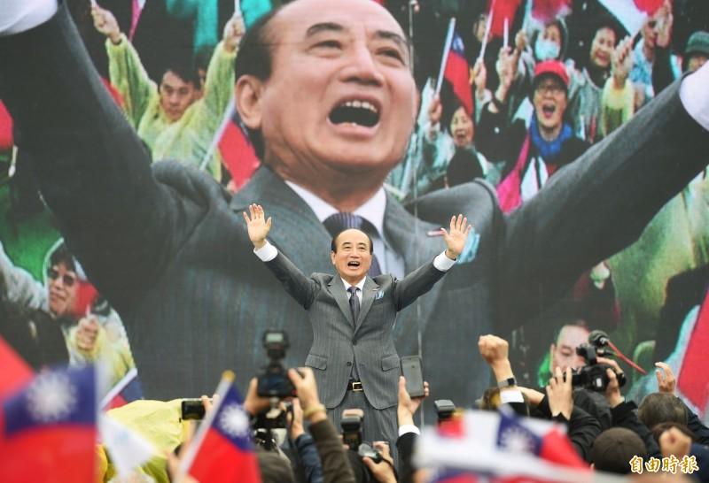 前立法院長王金平7日宣布參選2020總統,卻爆出母校台灣師範大學動員學生參與造勢。(資料照,記者方賓照攝)