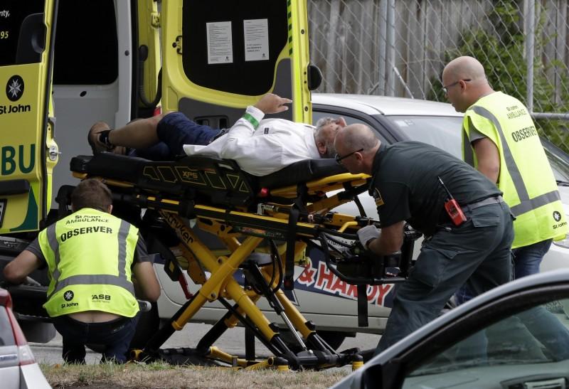 紐西蘭今天爆發該國史上最嚴重槍擊事件。(美聯社)