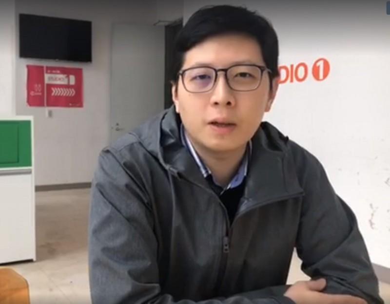 王浩宇近日頻爆韓國瑜的料,因此不斷受到韓粉的攻擊,對此,王浩宇痛批,「韓流傷害到台灣的民主、讓台灣暴露於中共威脅下」。(資料照)