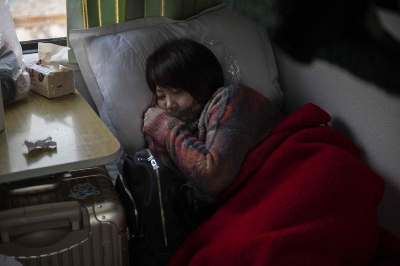 今(15)日是國際睡眠日(World Sleep Day)。(法新社)