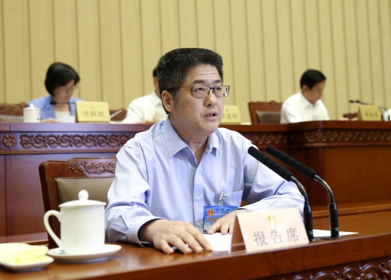 中國外交部副部長樂玉成15日於聯合國人權理事會第40屆例會上,堅持辯稱「新疆再教育營」是為穆斯林提供的「職業訓練中心」,並抗議國際介入干政。(中央社)