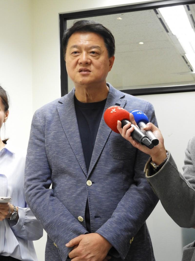立委補選國民黨僅保住彰化1席,前台北縣長周錫瑋表示,只拿下1席可以激化藍軍的危機感,不見得是壞事。(資料照)