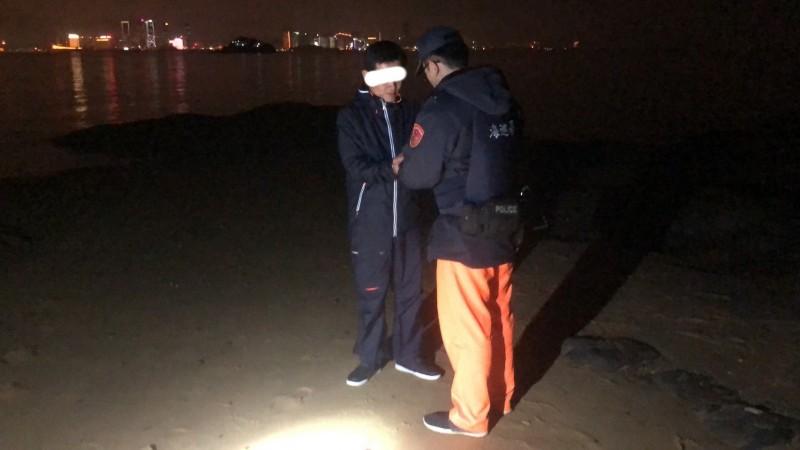疑在中國經商失敗「避禍」 台商搭快艇偷渡回金門