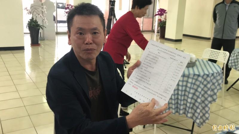 「讓總統候選人一次到位」 林為洲籲韓國瑜參加黨內初選