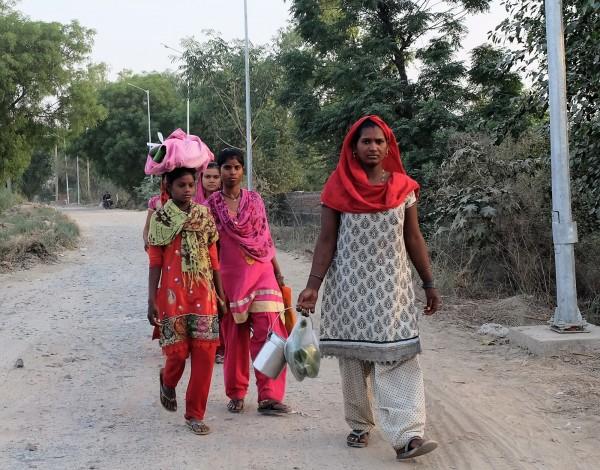 印度性侵案件頻傳,近日又驚傳有3歲女童遭性侵。圖為示意圖。(資料照)