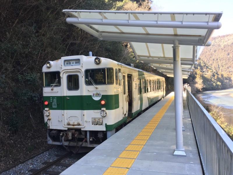 日本開設新祕境車站,引發鐵道迷熱議。(圖取自富士新聞網)