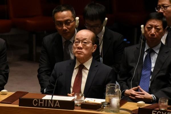 中國國台辦主任劉結一月初受訪時稱,「一國兩制」體現對台灣同胞的照顧、關愛及體諒,還說台灣同胞的心情會更舒暢,日子會更安寧。(路透資料照)