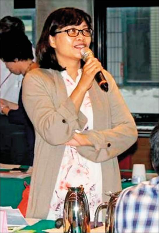 彰化地檢署檢察官莊珂惠偵辦妨害家庭案,遭被告黃女控告涉嫌性騷擾。(翻攝彰化地檢臉書)