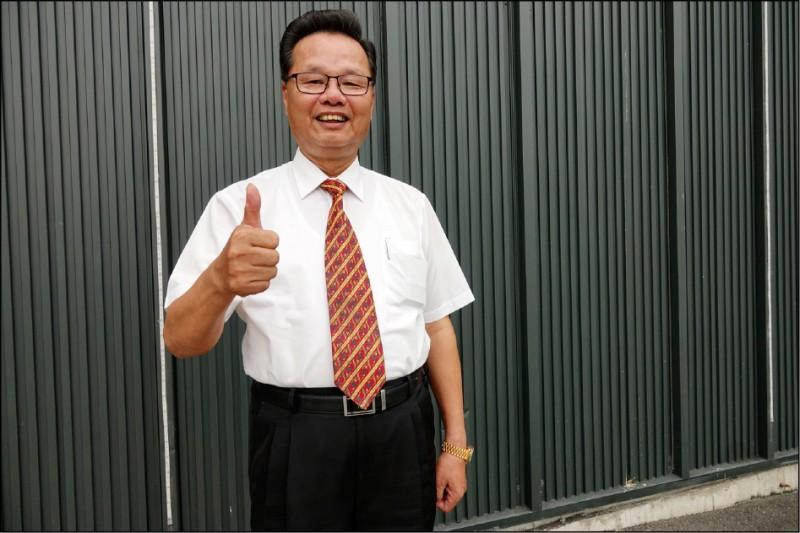 彰化縣伸港鄉公所爆發工程貪瀆弊案,鄉長曾煥彰被帶回偵訊。(資料照)