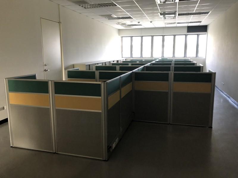 韓國瑜新的市長室辦公室。(記者葛祐豪翻攝)