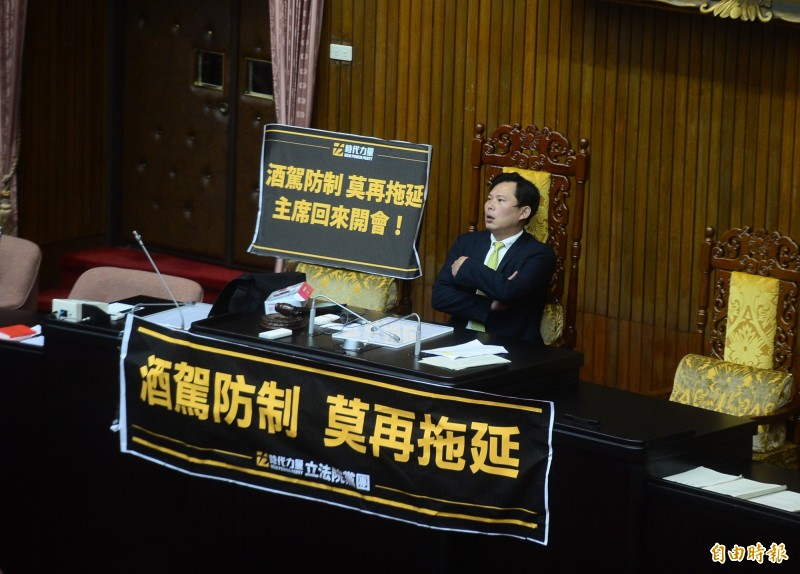 台灣酒駕防制協會表示,希望月底就能夠通過酒駕修法,否則從去年開始就已經準備好上街抗議。(資料照)