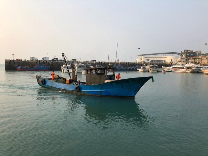 又有中國漁船越界捕撈  馬祖海域本月第三起!
