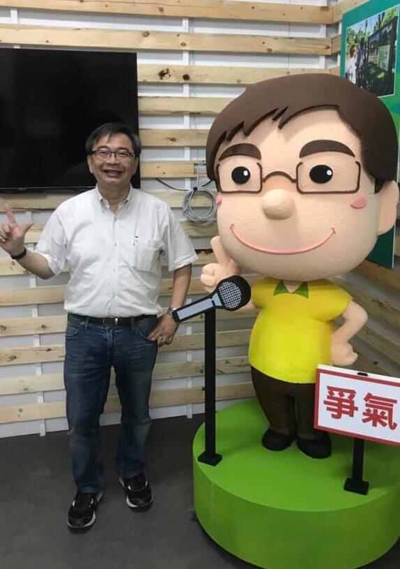 韓國瑜帶6位局長赴中國交流 環團認為「他」最該去卻沒去