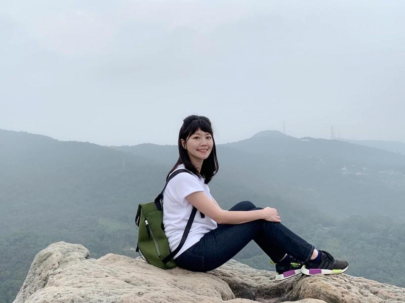 台北市議員高嘉瑜。(圖擷取自高嘉瑜臉書)